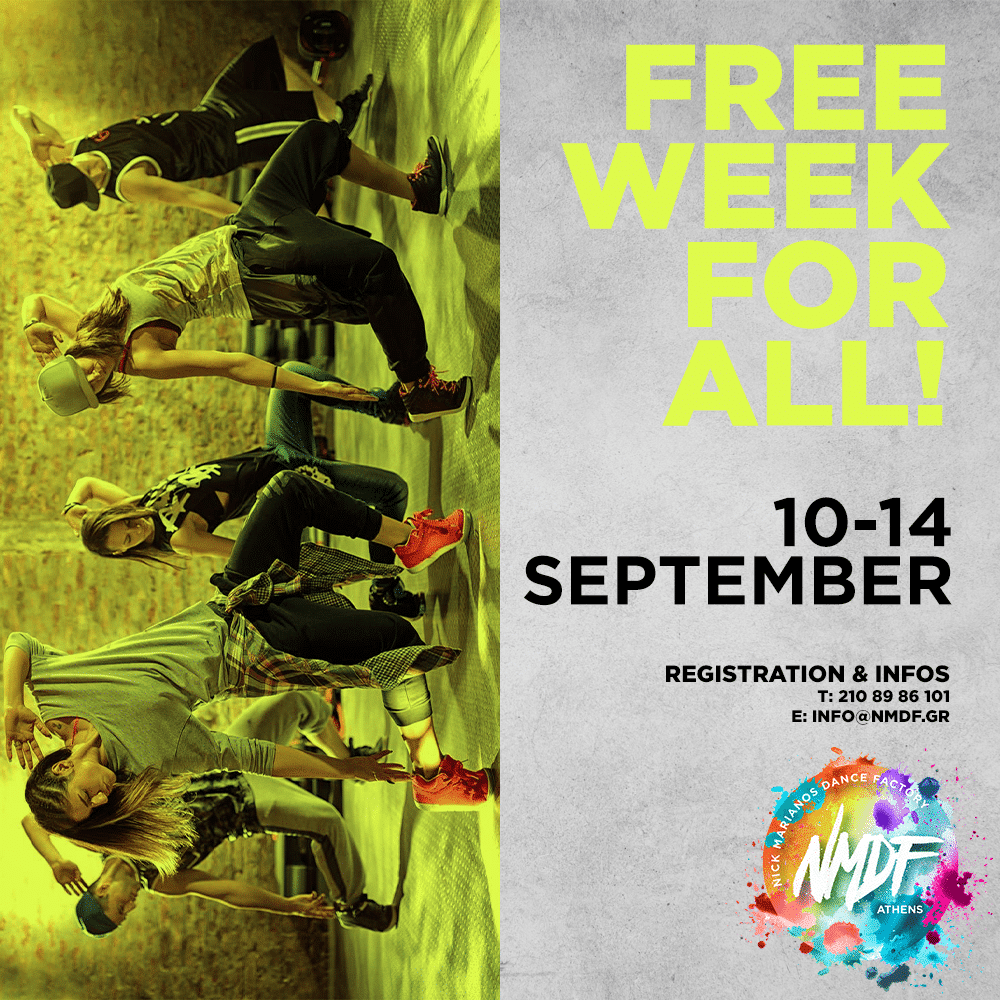 FREE WEEK FOR ALL!